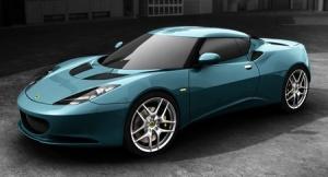 Lotus Evora -- Does the name presage an EV?