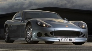 Ginetta G50 -- with a range of 250 miles on a charge