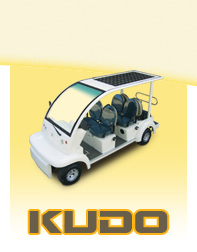 Solar Kudo from CruiseCar