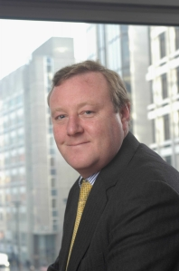 Neil Eckert, CEO of Climate Exchange plc