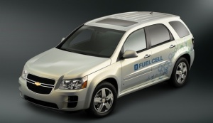 GM-SAIC Fuel-cell prototype