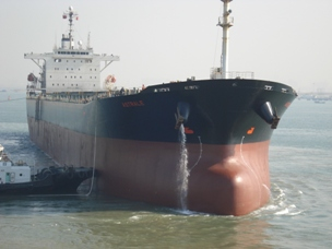 Drybulk vessel ASTRALE, photo courtesy TOP Ships