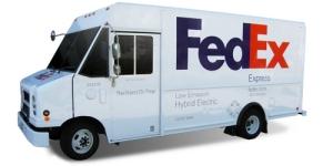 Azure Dynamics Hybrid Delivery Van