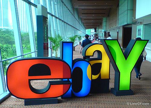 Leadership change management success at eBay